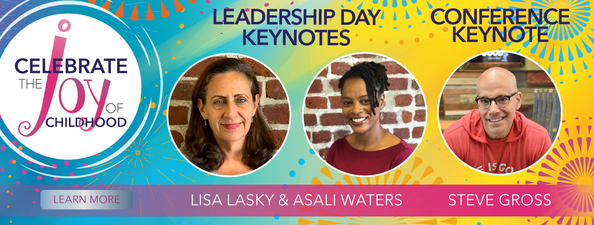 2019 CAAEYC Keynote Speakers